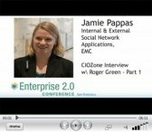 CIOZone Interview - Interview with Jamie Pappas, Social Media Strategist & Evangelist, EMC Corporation